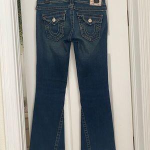 Flare True Religion Jeans
